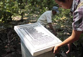 Indonesia Mass Graves