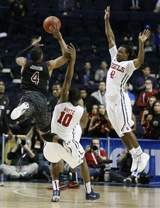 APTOPIX SEC South Carolina Mississippi Basketball