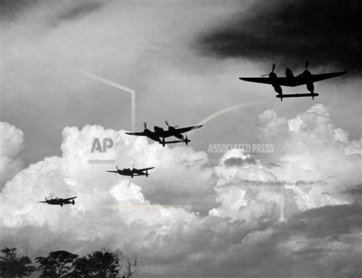Watchf AP I   PNG APHS381354 WWII New Guinea