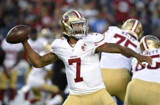 49ers Kaepernick Football
