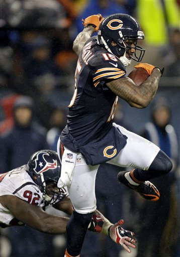 Brandon Marshall, Earl Mitchell
