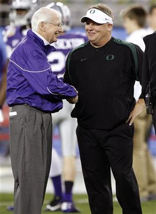 Bill Snyder, Chip Kelly