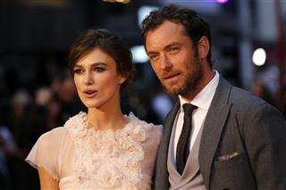 Keira Knightley, Jude Law