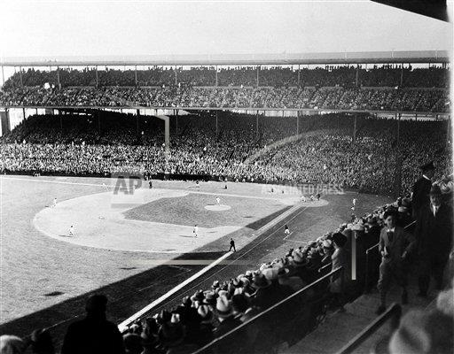 Watchf AP S BBN ILLINOIS USA APHS155795 Wrigley Field 1929