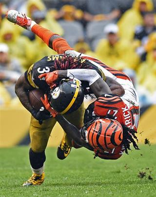 DeAngelo Williams, Dre Kirkpatrick