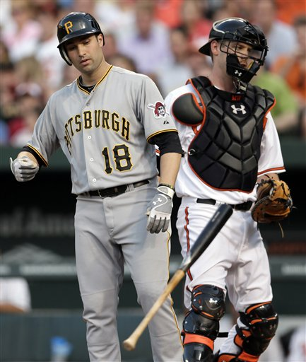 Neil Walker, Matt Wieters