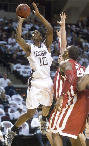 TEXAS A&M OKLAHOMA BASKETBALL