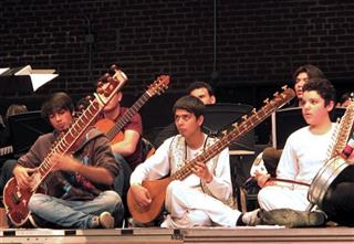 Young Afghans Carnegie Hall