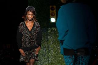 Fall 2013 Fashion Week Tracy Reese