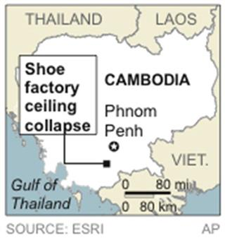 CAMBODIA FACTORY