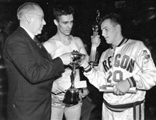 NCAA-Remembering the Tall Firs Basketball