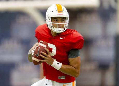 Tennessee Quarterback Secrets Football