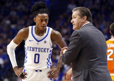... another chance to knock off No. 13 Kentucky | NCAA Men's Basketball