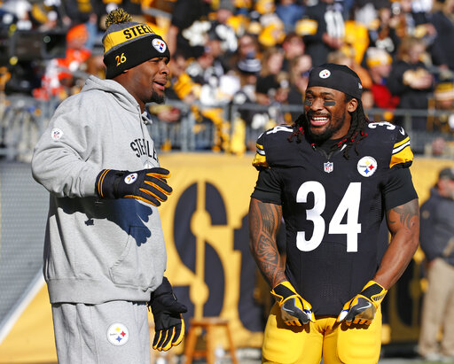 Le'Veon Bell, DeAngelo Williams