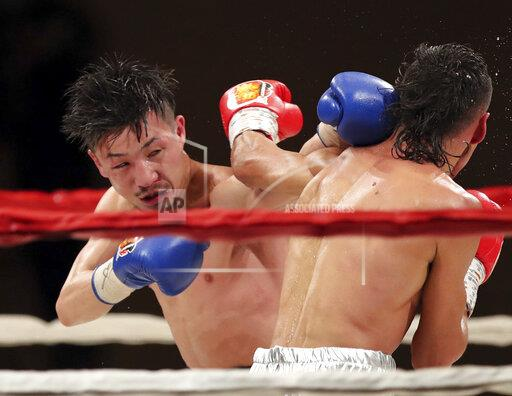 Felix Alvarado retains IBF 108-pound title in Japan