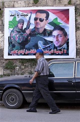 Mideast Lebanon Alawite Fears