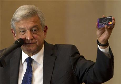 Andres Manuel Lopez Obrador