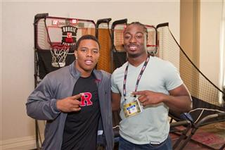 Ray Rice, Marcus Lattimore