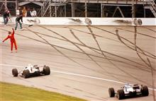 Indy 500 1992 Countdown Race 76 Auto Racing