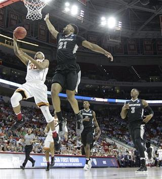 NCAA Providence USC Basketball
