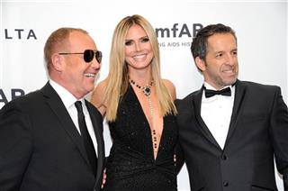 Michael Kors, Heidi Klum, Kenneth Cole