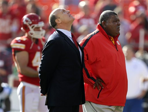 Scott Pioli, Romeo Crennel