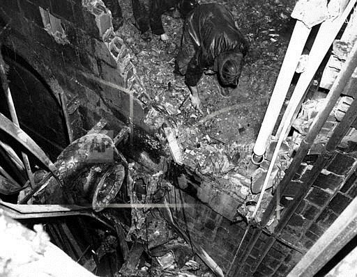 Associated Press Domestic News New York United States B-25 CRASH EMPIRE STATE BUILDING