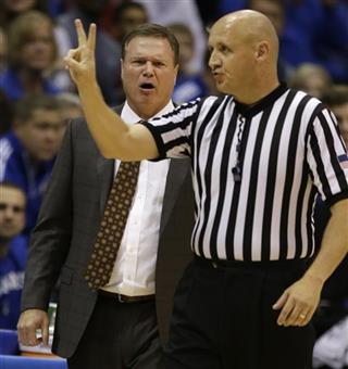 Bill Self, Bret Smith