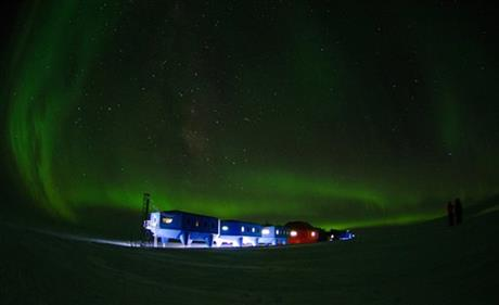 Britain New Antarctic Base