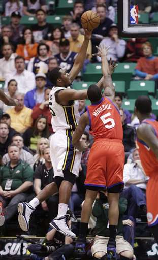 Derrick Favors, Arnett Moultrie