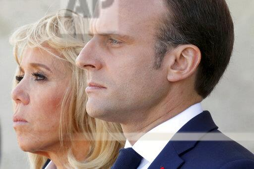France First Couple