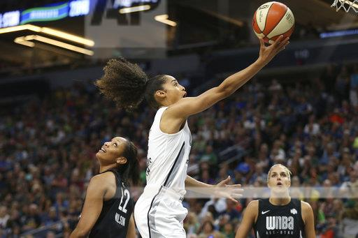 WNBA All Star Game Basketball