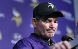 Vikings Zimmer Football