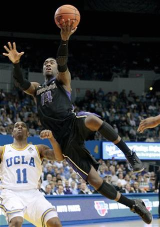 Tony Wroten, Lazeric Jones