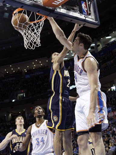 Nick Collison, Gerald Green
