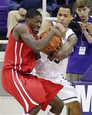 Houston TCU Basketball