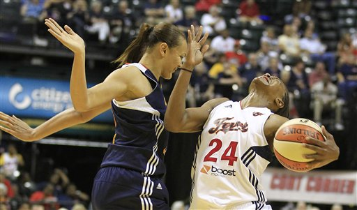 Mistie Mims, Tamika Catchings