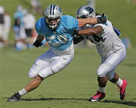 Luke Kuechly, DeAngelo Williams