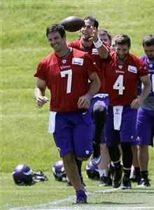 Vikings Camp Football