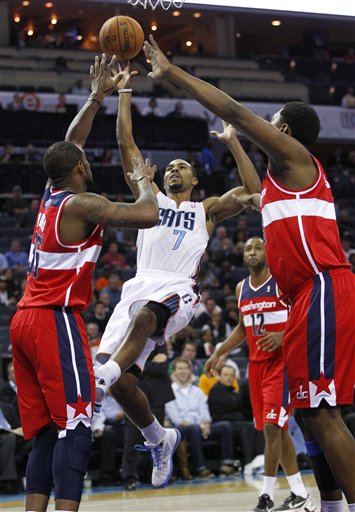 Ramon Sessions, Trevor Booker, Kevin Seraphin