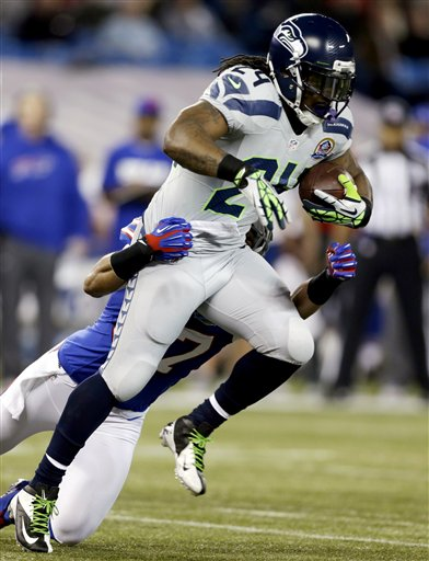 Marshawn Lynch, George Wilson