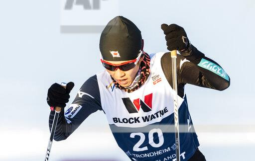 Norway Skiing Nordic Combined WCup