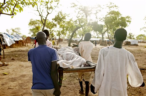 Yida Refugee Camp, South Sudan