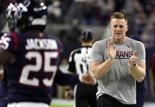 Texans Watt Football