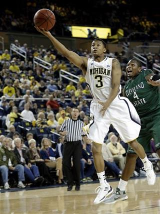 Trey Burke, Devon Long