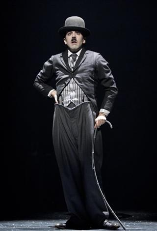 Theater Review Chaplin