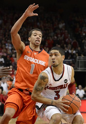 Michael Carter-Williams, Peyton Siva
