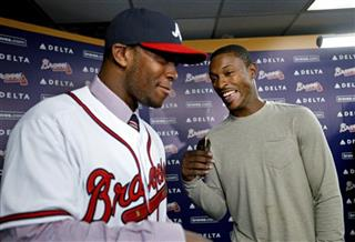 Justin Upton, B.J, Upton