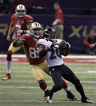 Ed Reed, Vernon Davis