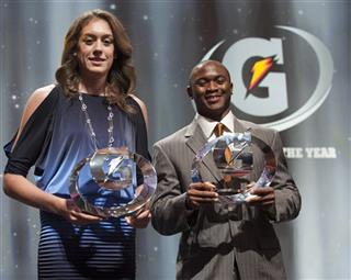 Gatorade Athletes Of The Year